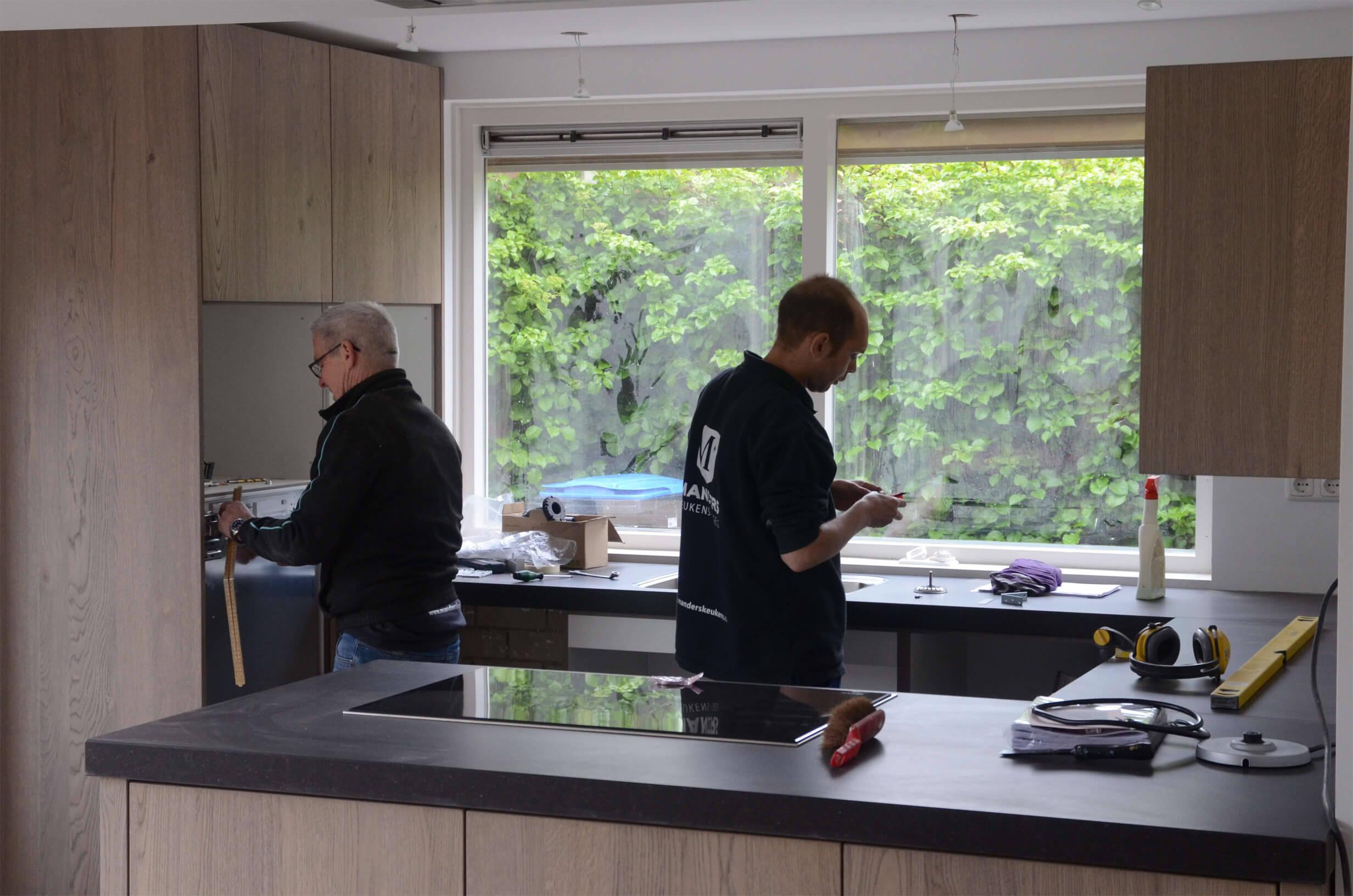 Keuken Inclusief Montage : Kraan monteren keuken