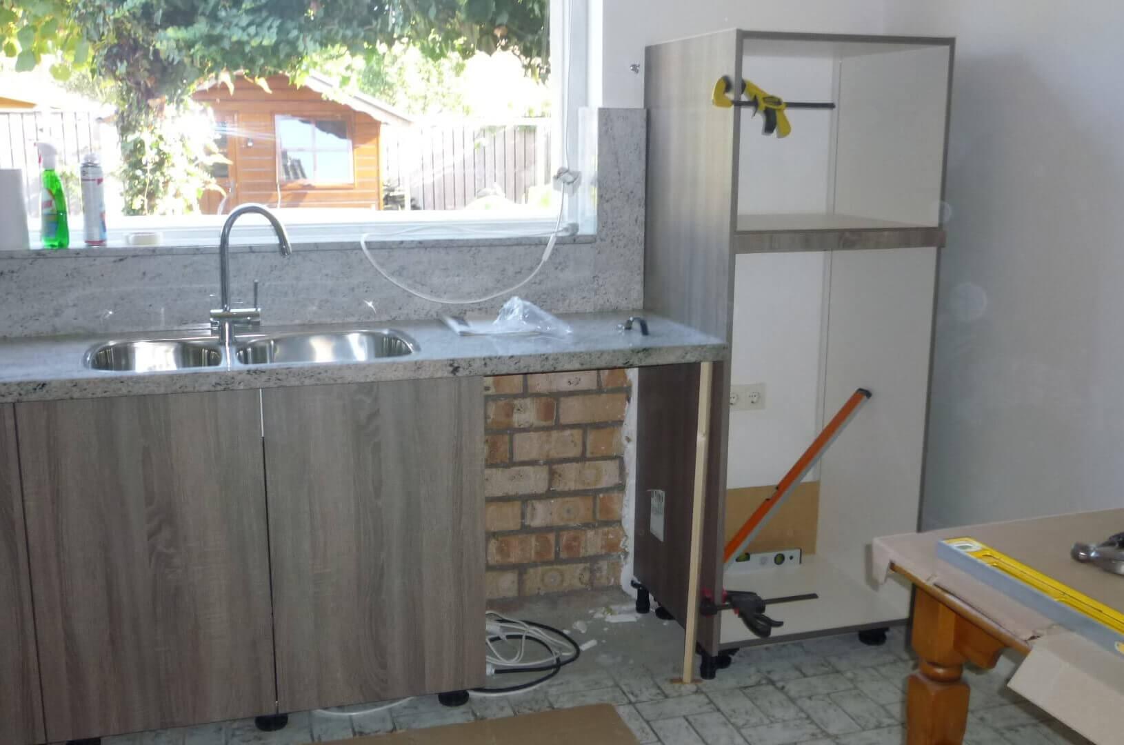 Renovatie Van Keukens : Renovatie manders keukens